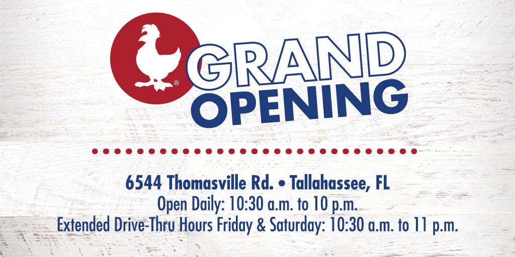 Zaxby's opens on Thomasville Road | thefamuanonline
