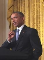 Obama defends Kaepernick protest as 'Constitutional'