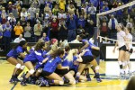 Volleyball aces into regionals