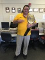 Wrestling come to Grambling