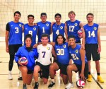 Men's Volleyball Club looks forward to nationals