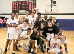 NJCAA regional champions Eagles dominate court for title