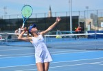 Belles open Lone Star Conference with two wins