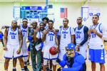 Bleu Team ekes out a win against White Team in fourth annual match-up