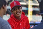 Baseball fans take notice of Angels' new foreign player
