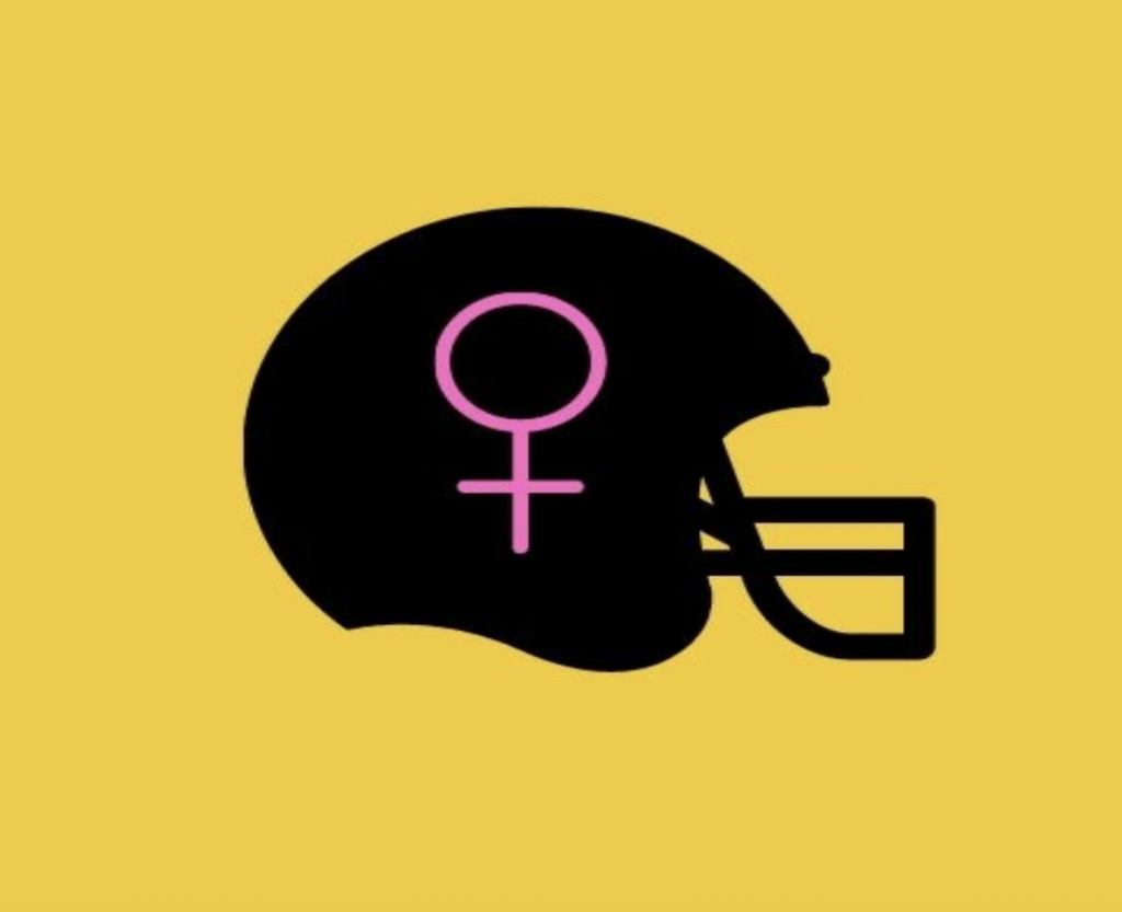 Women's flag football's upcoming home game
