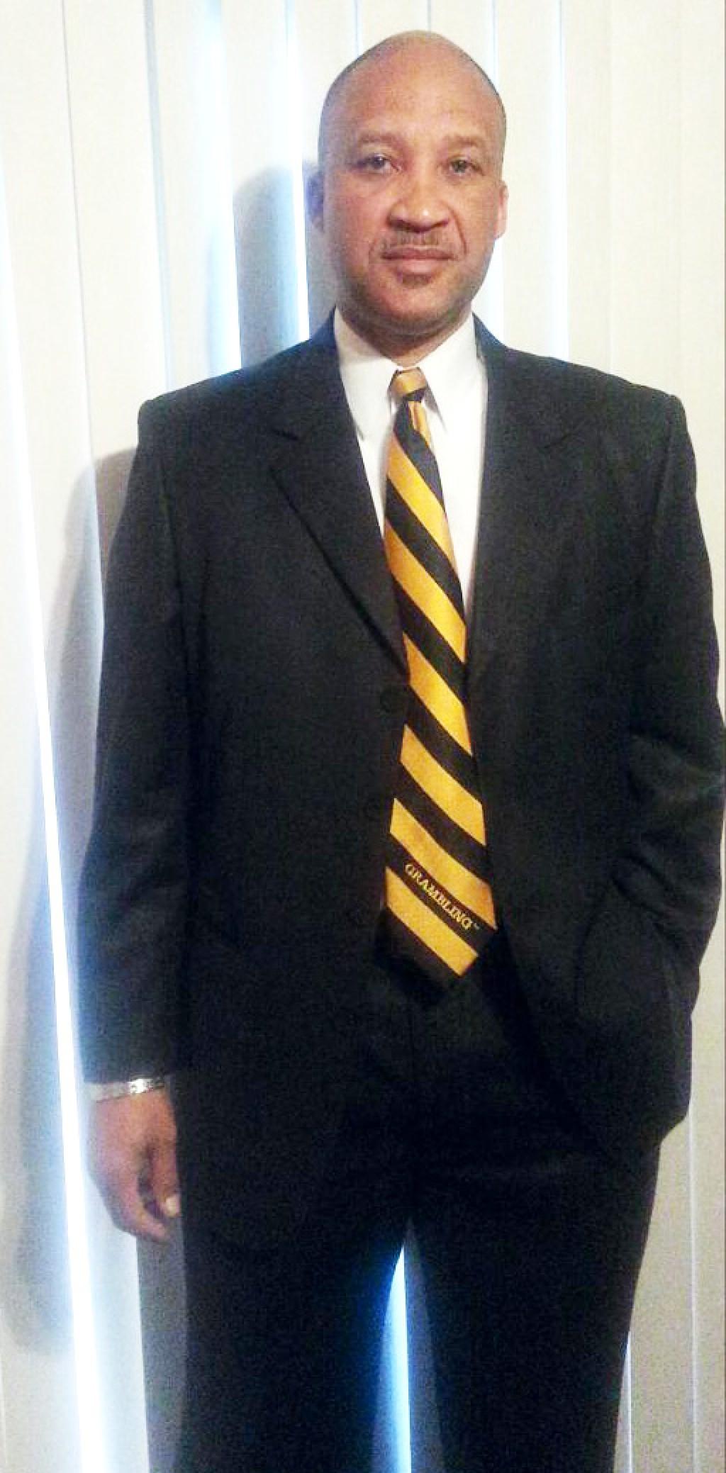 Rev. Larry Holston