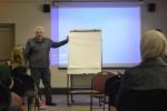 Dr. Rob Gilbert Motivates Students at Recent Speech