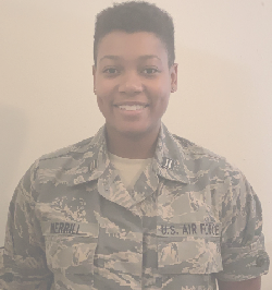 GSU student leads the way in Air Force ROTC