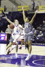 Belles come up short with a double home loss