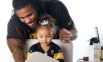 Football greats strike down gender roles in new Pantene ad