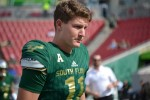OPINION: USF vs. Tulane halftime takeaways