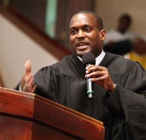 Pastor Jonathan Newton