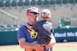 Time and baseball help USF coach overcome loss of wife
