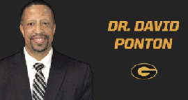 Dr. Ponton named Athletic Director