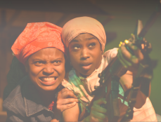 'Eclipsed' tells the story of Liberian war strife through the eyes of forced wives