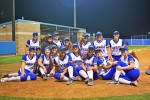 Rambelles sweep Midwestern State University Mustangs in three-game series