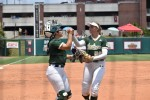 Corrick leads USF past South Carolina in NCAA Regional opening round