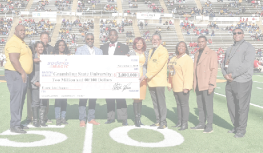 SodexoMAGIC donates $2 million to GSU