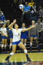 Volleyball victorious, extends streak to 14