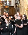 Music students unify international audiences with vocals