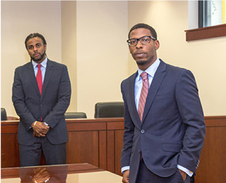 Attorneys make sure African Americans know their rights