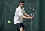 Strong start to men's tennis season