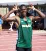 Track and field breaks personal bests at LSU Twilight