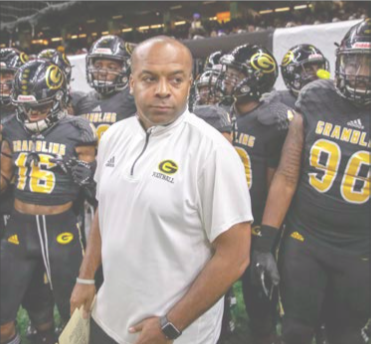 Grambling State shut out for second week in a row