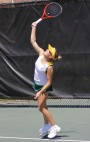 Lady Lions tennis continues without a win this month