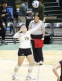 Season ends for volleyball