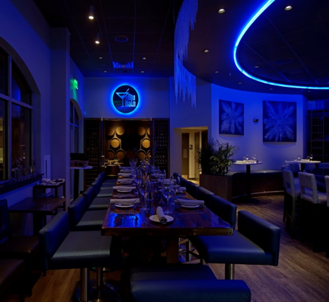 The Blu Halo: Fine dining at its best
