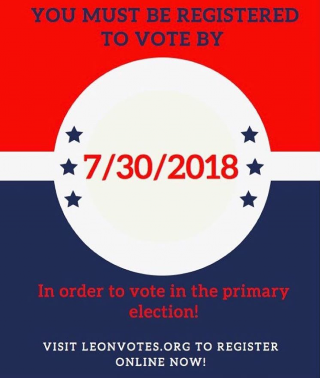 Push is on to get students registered to vote