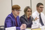 SGA speaks on social responsibilities