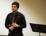 Clarinet recital enlightens importance of music for all majors