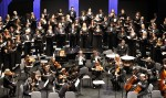 Melodious choirs filled Columbia Theatre