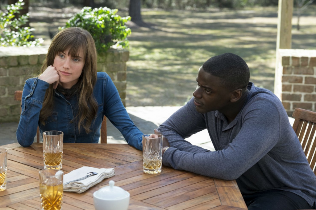 Get Out: Does race test a relationship?