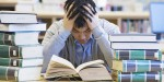 As exams near, student stress levels soar