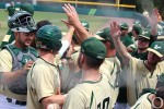 USF rebounds from one-hit game by winning final two against Fordham