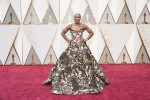Layout of this year's best looks at the Oscars