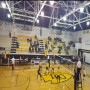 First Men's Volleyball Game