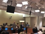 Hurricane takes center stage at City Commission meeting