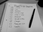 The Travel Checklist