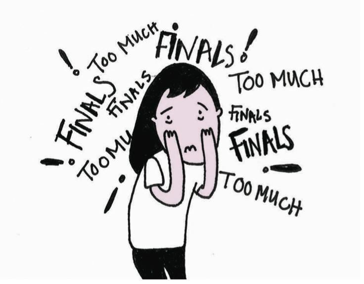 Surviving Finals Week