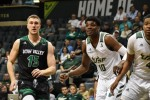 Bulls' defense leads way against Utah Valley in second round of CBI