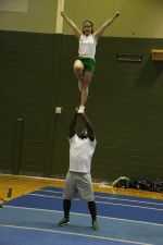Lionettes and cheerleading team start new season