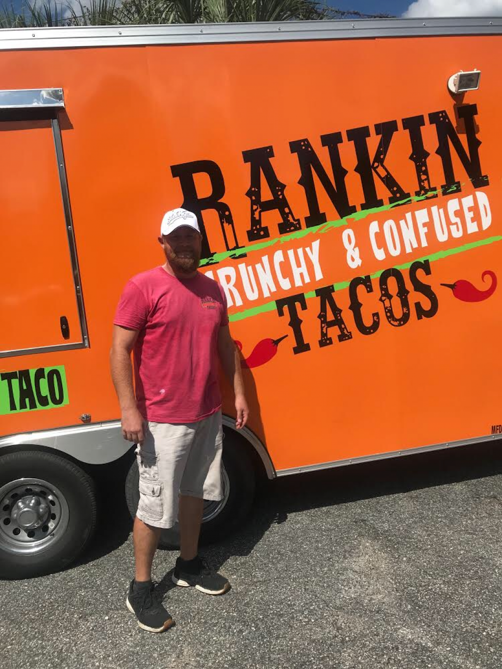 Taco food truck finds a niche
