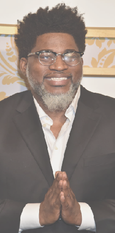 David Banner to keynote Black History Convocation