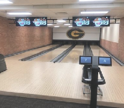 Bowling alley to open in student union soon