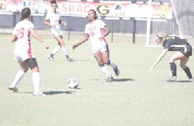 Lady Tigers even out road games, prepare for SWAC Tournament